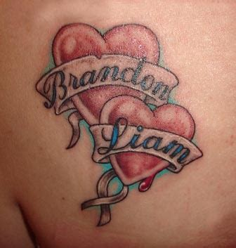 tattoo love heart heart tattoos and designs page 154