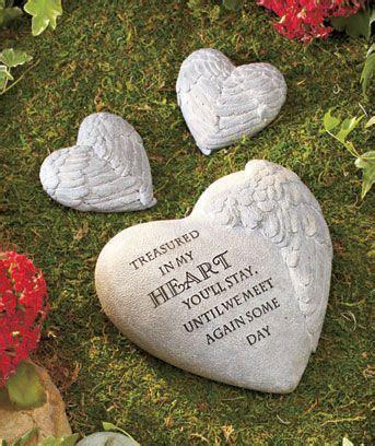 pc memorial garden stone set enjoying  outdoors