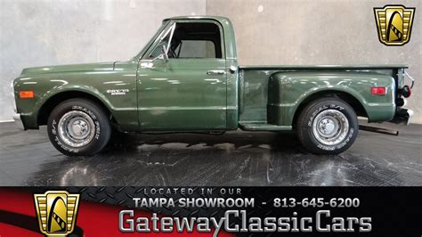 Chevy Short Bed For Sale 1971 Chevrolet C10 Youtube