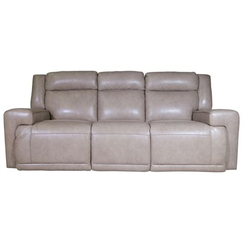 Sanderson Leather Reclining Sofa Reviews Seth Genuine
