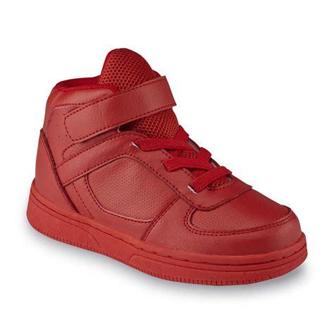 shopping basketball shoes athletech boy s trinket high top basketball shoe