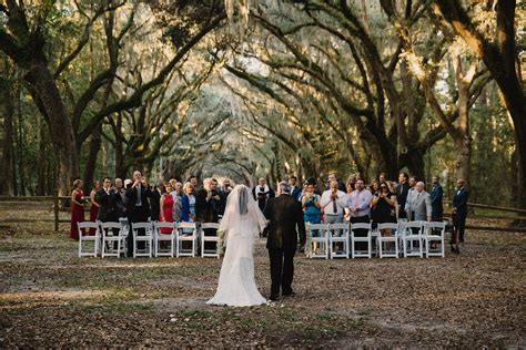 Site Wedding by Wormsloe Wedding In Jose Geoff