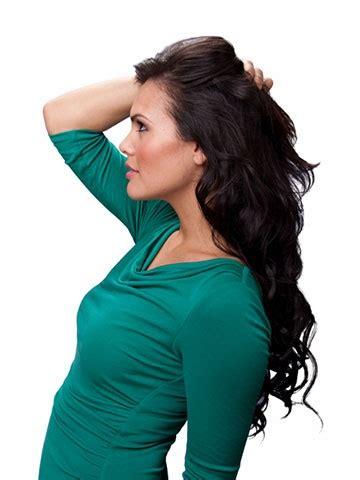 elite human hair extensions 20 quot easixtend elite remy human hair extension by easihair