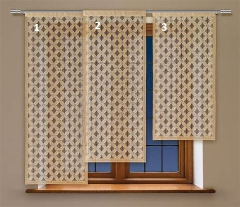 window net curtains modern window net curtain panel ready to hang colour