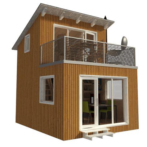contemporary cabin plans