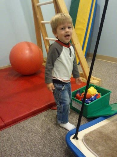 frog swing occupational therapy occupational therapy fun wordless wednesday