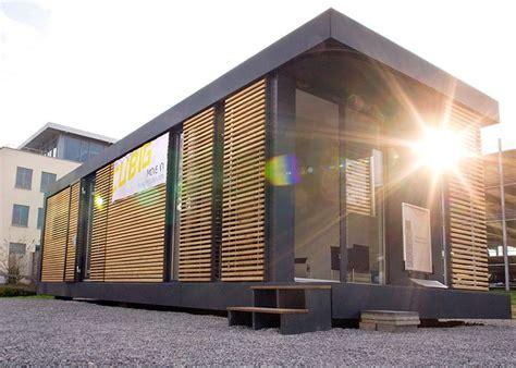 mobiles wohnen container neues wohnen im cubig designhaus minihaus tiny house