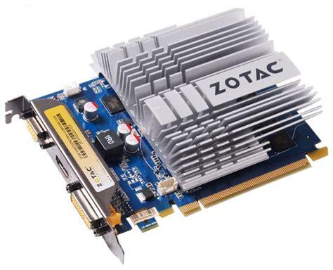 Vga Zotac Geforce 9500gt vga zotac nvidia geforce with cuda 9500gt zone edition 512mb ddr2 128 bit 550 800 heatsink
