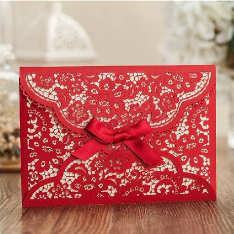 aliexpress buy lace wedding invitations cards free