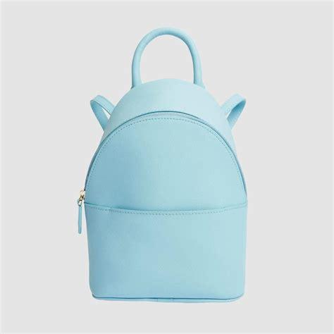 Blue Backpack tde mini pale blue backpack