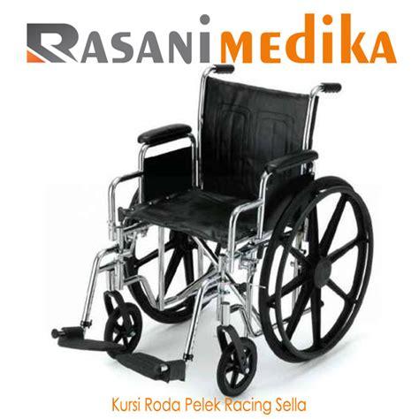 Kursi Roda Standar Sella Racing kursi roda racing sella rasani medika