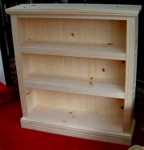 woodworking bookcase plans free plans pdf