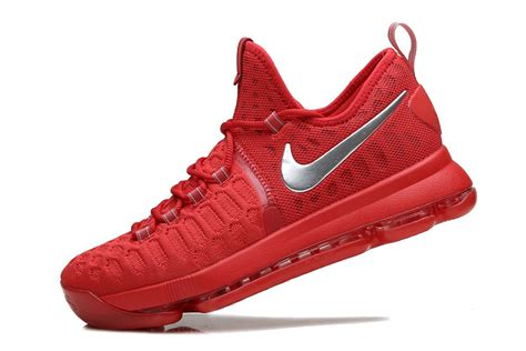 new kd basketball shoes kd 9 sport silver basketball shoes 2016 for sale new