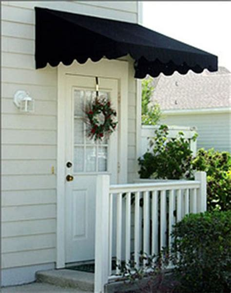 Sunbrella Retractable Awning Prices Canvas Door Awnings High Quality Made With Sunbrella