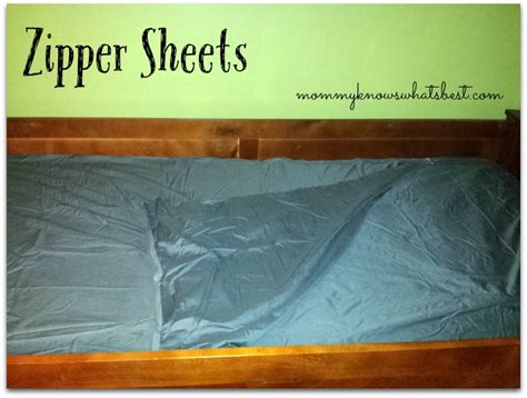 best sheets reviews zipper sheets for kids bed review