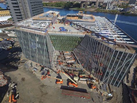 Cornell Tech Mba Location by Cornell Tech Roosevelt Island Co Location Building The