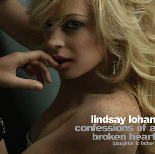 Lindsay Lohan Breaks by Luis Garza S Site Official Lindsay Lohan Confessions Of