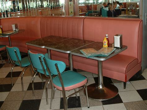 diner bench file annette s diner table restaurant jpg wikimedia commons