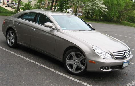 2007 Mercedes Cls550 by File 2007 Mercedes Cls550 Jpg