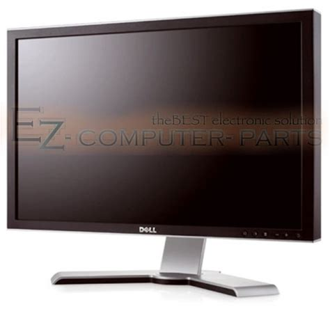 Lcd Monitor Dell 24 dell ultrasharp e248wfpb 24 inch widescreen lcd monitor