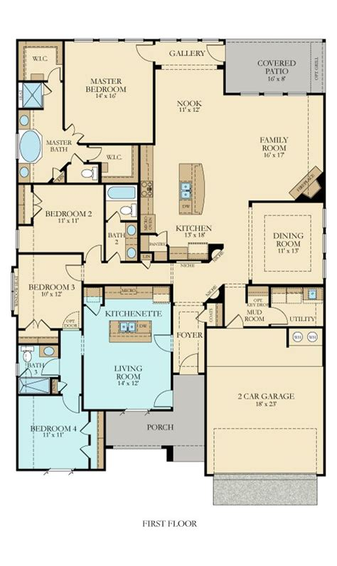 lennar next generation homes floor plans