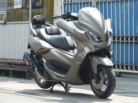 Jok Modif Motor Xmax Jok Vareasi Motor Xmax Jok Aksesoris Motor Xmax modifikasi yamaha n max terbaru