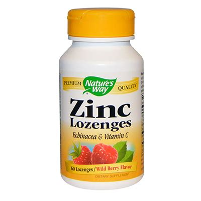 What Type Zinc For Detox by Zinc 60 Lozenges Herbs Can Cleanse