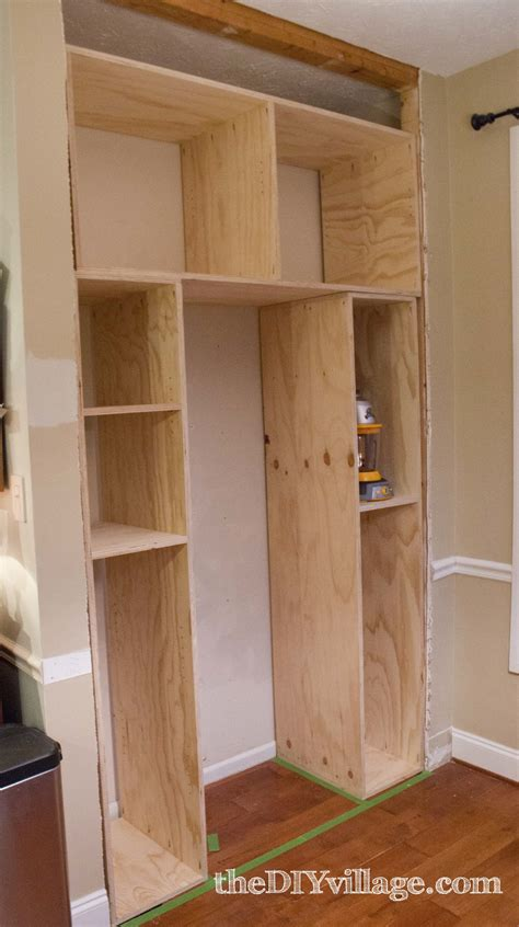 Design Your Own Pantry by Build Your Own Kitchen Pantry Storage Cabinet Inspiration