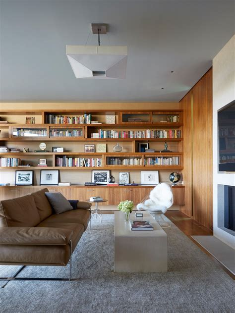 design inspiration library art deco interior design of simple livg space with library