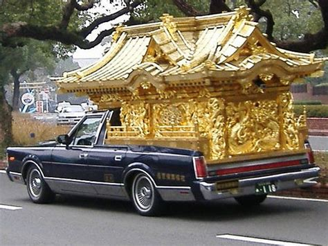 Car Types In Japan by Japanese Funeral Car In Japan Funeral Cars Can Come In