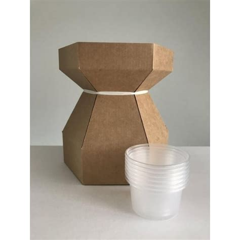 Boxdus Cup Cake Flower Uk 2830 cupcake bouquet box with 7 cupcake securing cups kraft brown boards boxes from fabricake