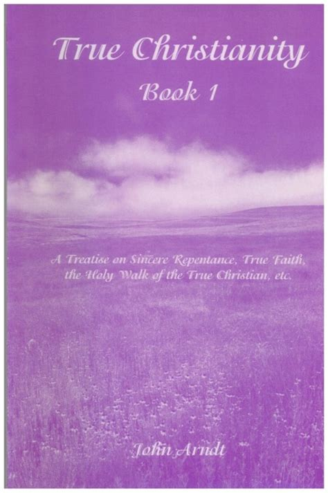 Novel One True true christianity arn741
