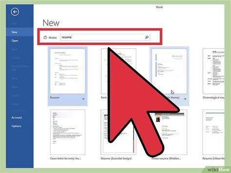Plantilla De Curriculum Vitae Microsoft Word 4 232 res de cr 233 er un curriculum vitae sur microsoft word