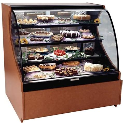 Kitchen Cabinet Mfg by Structural Concepts Hv56r 58 Quot Refrigerated Deli Display