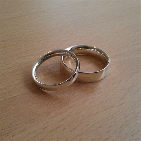 make your own wedding rings experience by hewitt