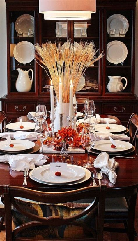 Contemporary Thanksgiving Decor 24 modern yet stylish thanksgiving d 233 cor ideas digsdigs