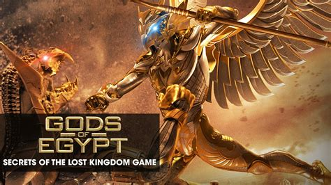 film god s quiz 4 gods of egypt secrets of the lost kingdom game youtube