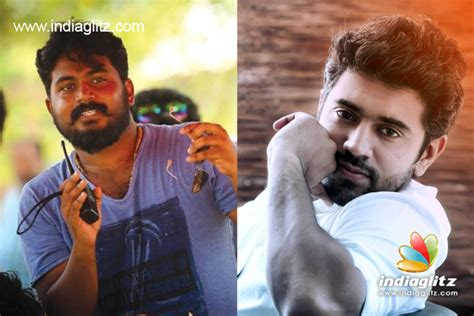 guppy film actress name guppy director ropes in nivin pauly to do a challenging