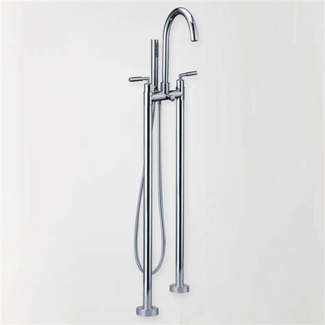 free standing bathtub faucet choosing the perfect freestanding bathtub faucet badeloft usa