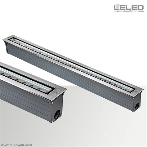 exterior linear led lighting high power linear inground led outdoor 30w for recessed