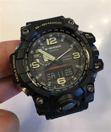 Casio G Shock Mudmaster Gwg 1000 1a fs casio g shock gwg 1000 1a mudmaster