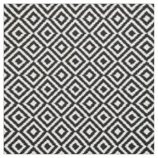 diamond pattern fabric name black and white diamonds fabric zazzle co uk