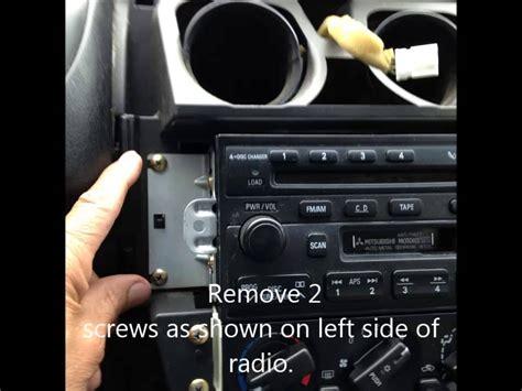 code for mitsubishi radio how to retrieve radio code for mitsubishi 2002