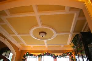 coffered ceiling kit