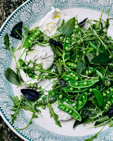 the effortless chic the best of salads the effortless chic