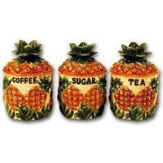 pineapple kitchen decor pineapple coffee mugs decorate