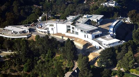 New House Floor Plans update on a 500 million bel air mega compound homes of