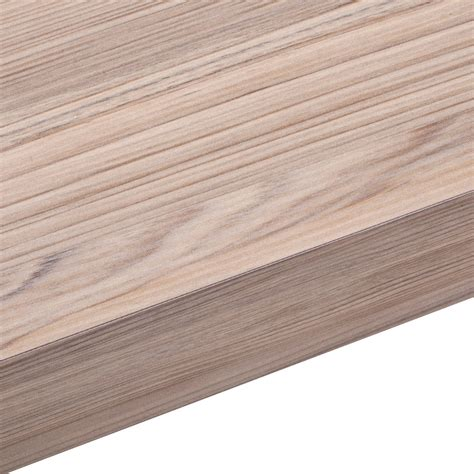 mm cypress cinnamon laminate wood effect square edge