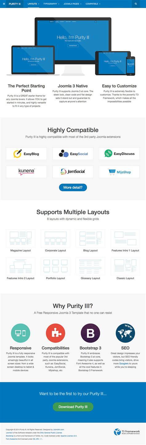 Awesome Free Joomla Templates From Joomlart Design Joomla Advice Joomla Beat Podcast How To Create Joomla Template