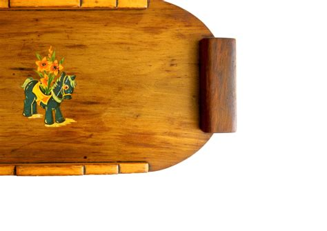 Handmade Wood Serving Trays - kitchen dining